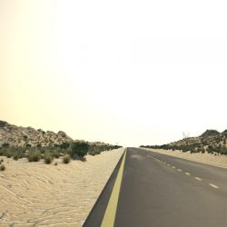 desert road ( 170.78KB jpg by laguf )