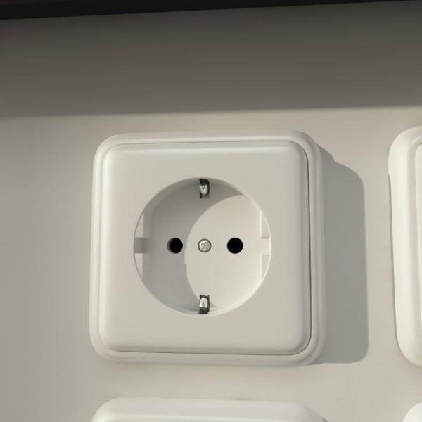 električni prekidač i izlazna kolekcija 3d model 3ds max fbx obj 132171