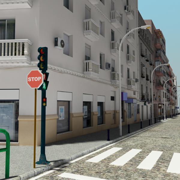 European City Block 01