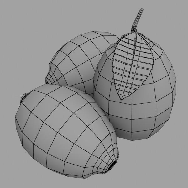fruit stand smoothable 3d model 3ds max fbx obj 134189