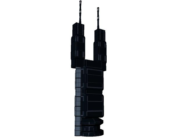 futuristic-hi-rise-tower 3d model ma mb 160756