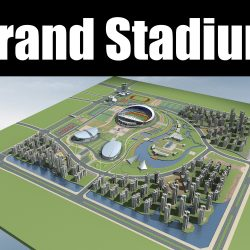 Grand Stadium 005 ( 1266.17KB jpg by rose_studio )