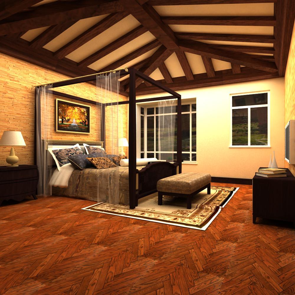 home 0016 3d model max 122572