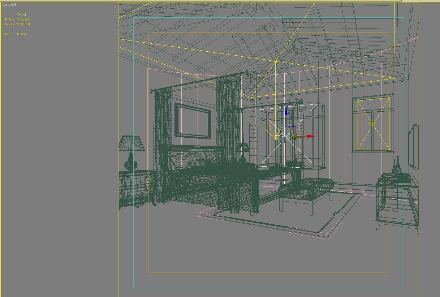 home 0016 3d model max 122573