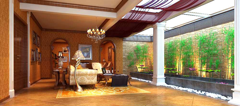 home 0031 3d model max 122757