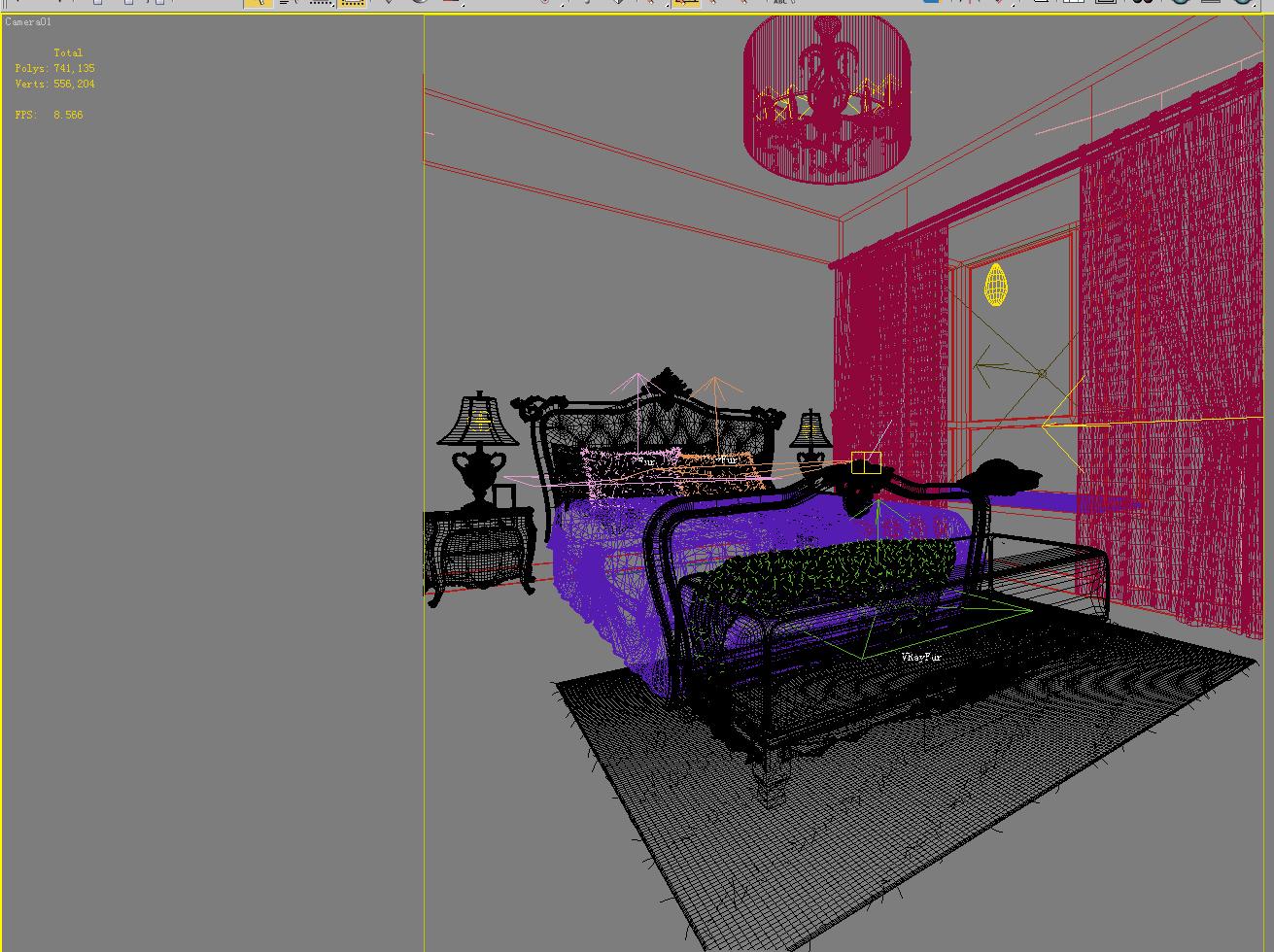 home 0033 3d model max 122762