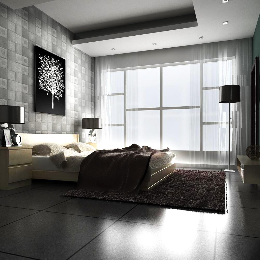 home 0058 3d model max 123046