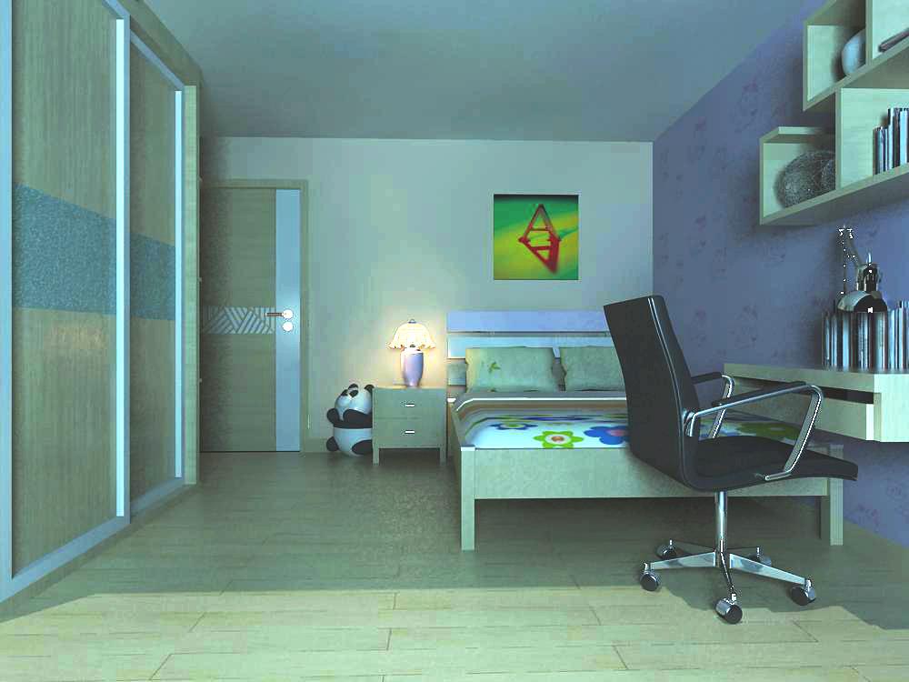 home 0181 3d model max 123339