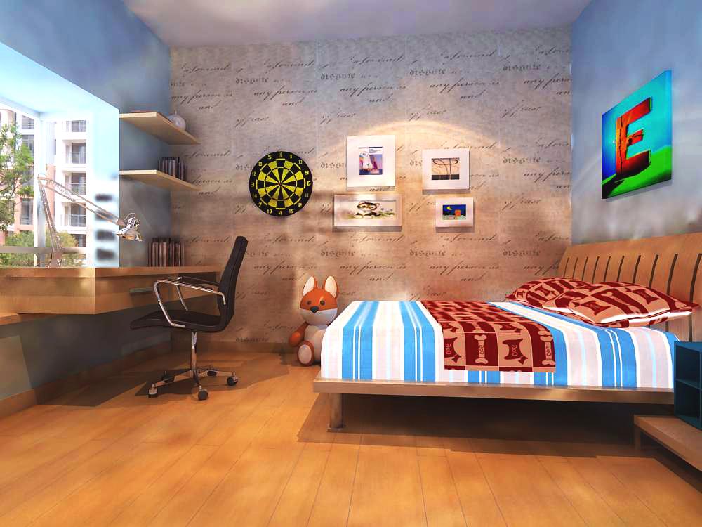 home 0182 3d model max 123341