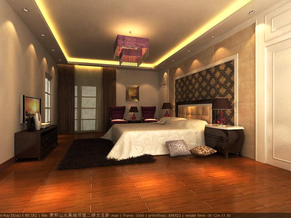 home 0184 3d model max 123345