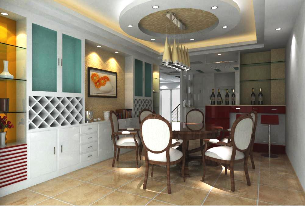 home 0187 3d model max 123351
