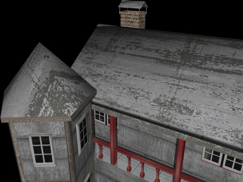 Fully Textured LowPoly House 100 ( 305.9KB jpg by gorandodic )