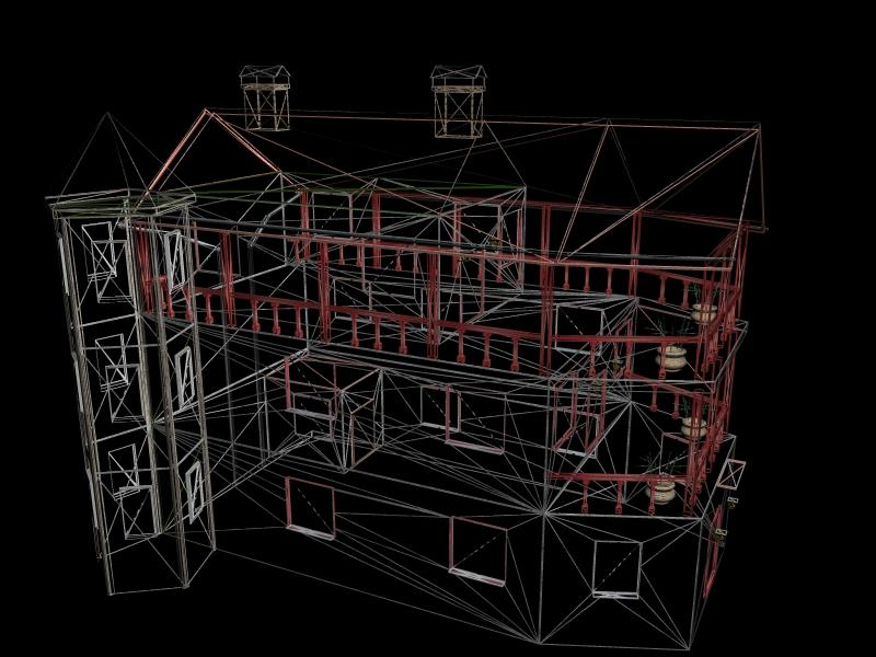 Fully Textured LowPoly House 100 ( 265.59KB jpg by gorandodic )