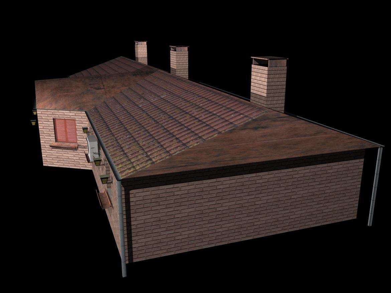 Fully Textured House Ranch Style 101 ( 441.08KB jpg by gorandodic )