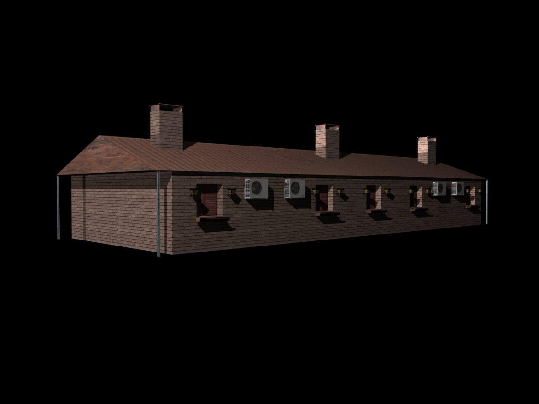 Fully Textured House Ranch Style 101 ( 201.67KB jpg by gorandodic )