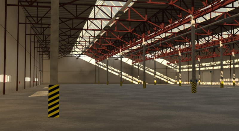 industrial building 3d model 3ds max fbx obj 157751