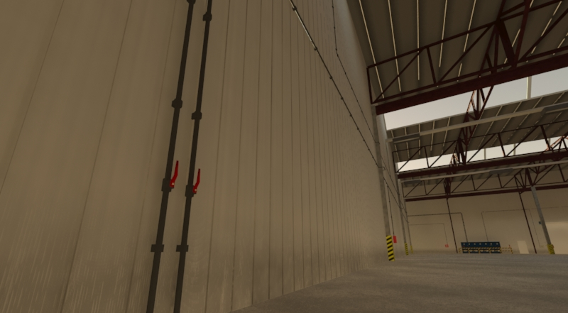 industrial building 3d model 3ds max fbx obj 157754