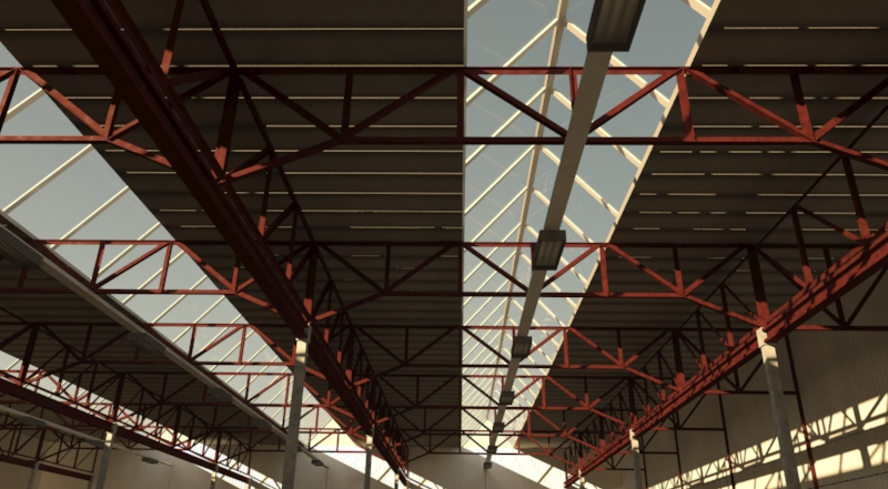 industrial building 3d model 3ds max fbx obj 157756