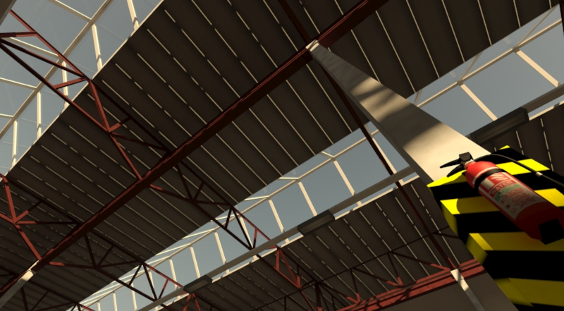 industrial building 3d model 3ds max fbx obj 157759
