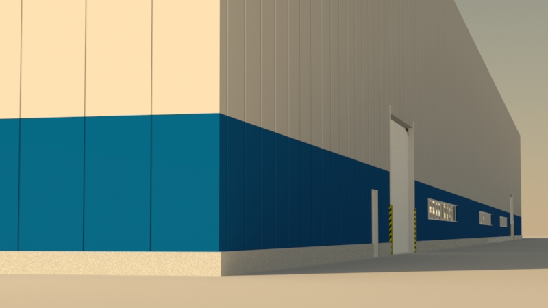 industrial building 3d model 3ds max fbx obj 157761