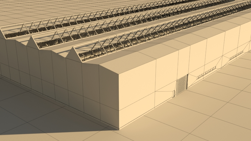industrial building 3d model 3ds max fbx obj 157766