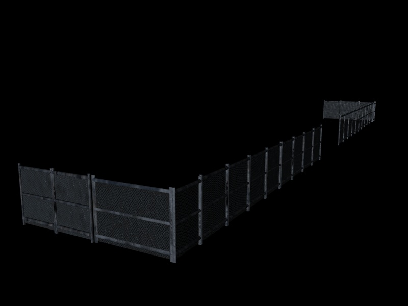 industrial buildings pack 3d model fbx 159334