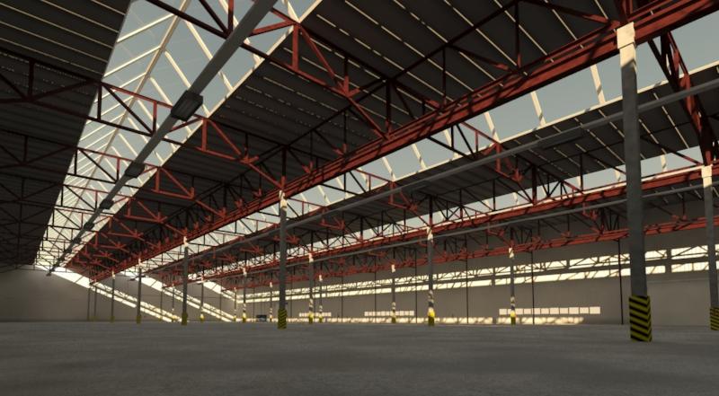 Industrial building ( 282.43KB jpg by laguf )