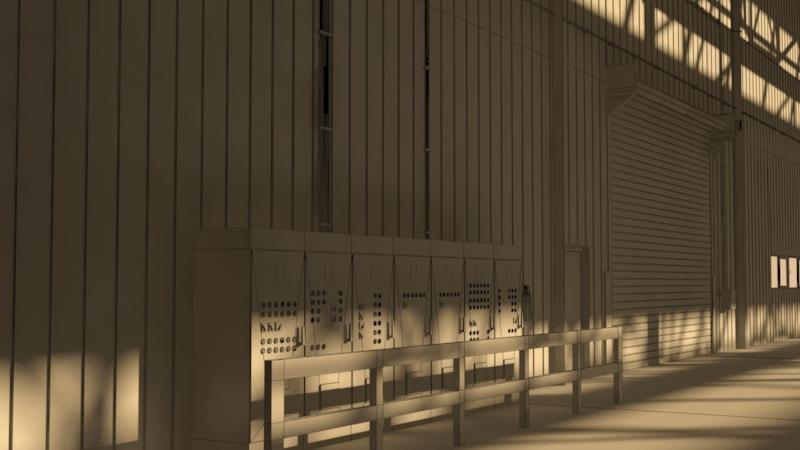 Industrial building ( 180.01KB jpg by laguf )