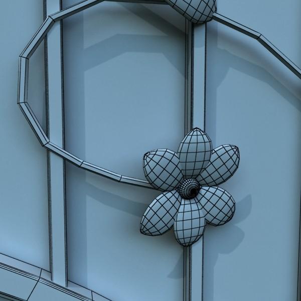 iron gate 02 3d model max fbx obj 131981