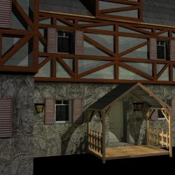 Medieval House 2 ( 581.01KB jpg by gorandodic )