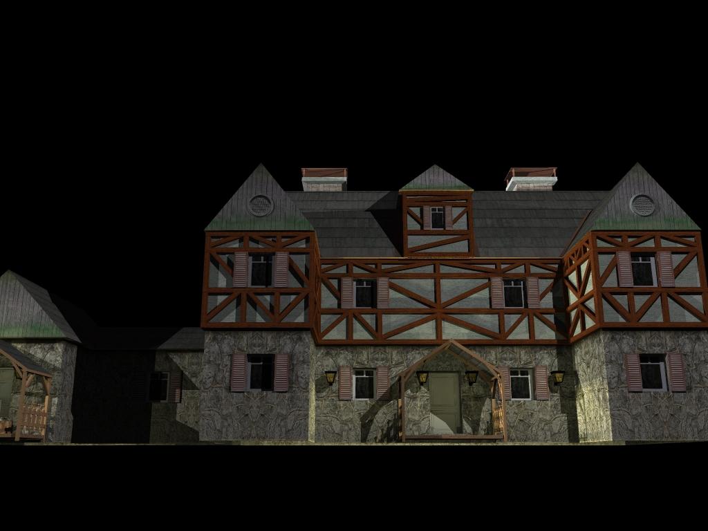 Medieval House 2 ( 303.05KB jpg by gorandodic )