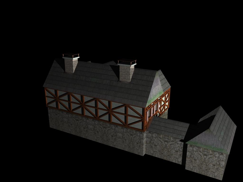 Medieval House 2 ( 208.19KB jpg by gorandodic )