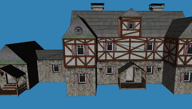 Medieval House 2 ( 554.76KB jpg by gorandodic )