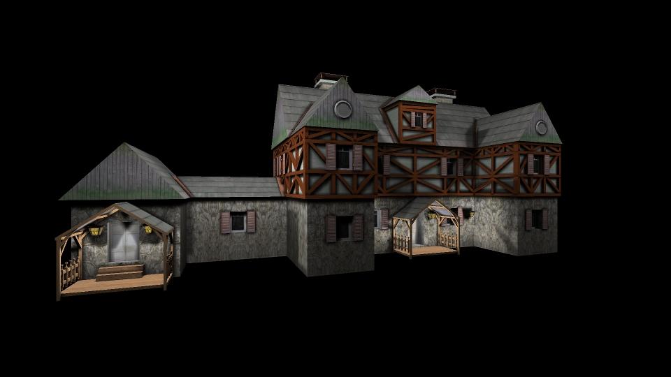 Medieval House 2 ( 136.26KB jpg by gorandodic )