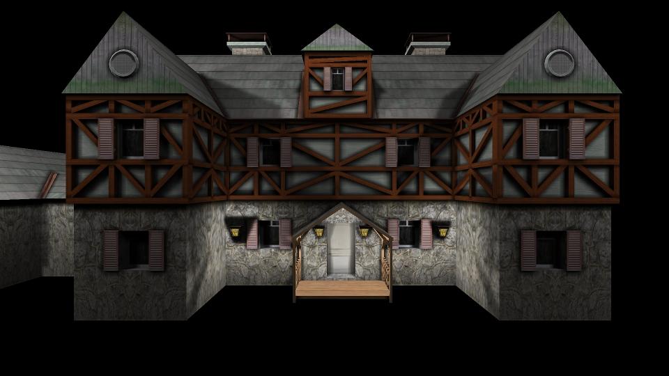 Medieval House 2 ( 243.61KB jpg by gorandodic )