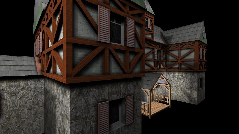 Medieval House 2 ( 282.78KB jpg by gorandodic )