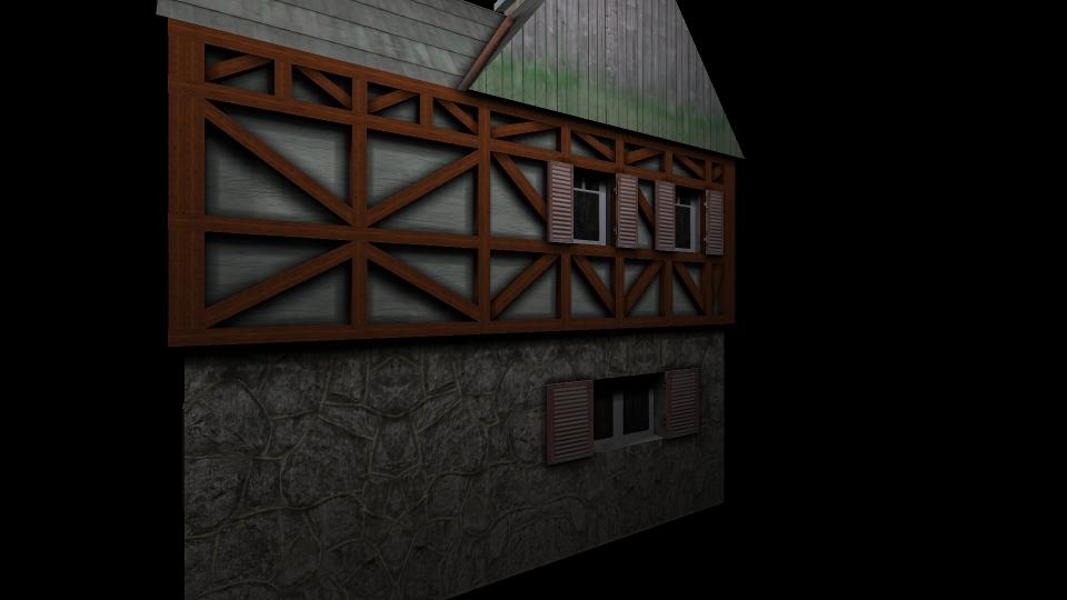 Medieval House 2 ( 183.7KB jpg by gorandodic )
