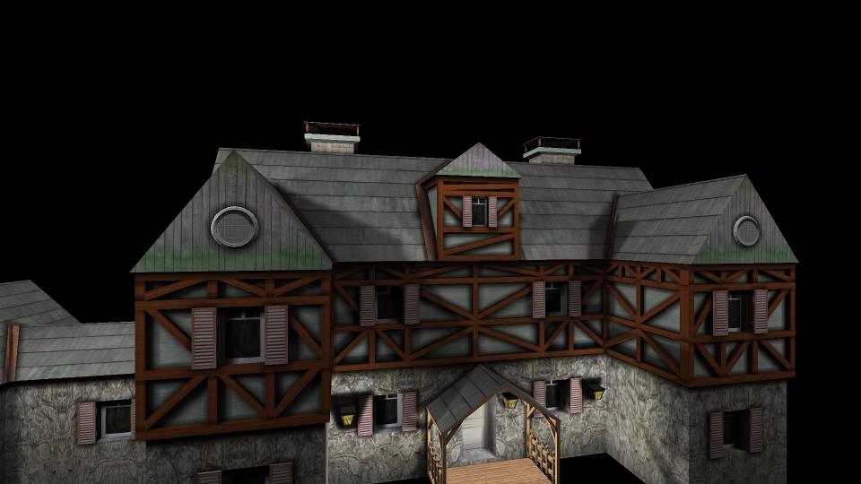 Medieval House 2 ( 233.3KB jpg by gorandodic )