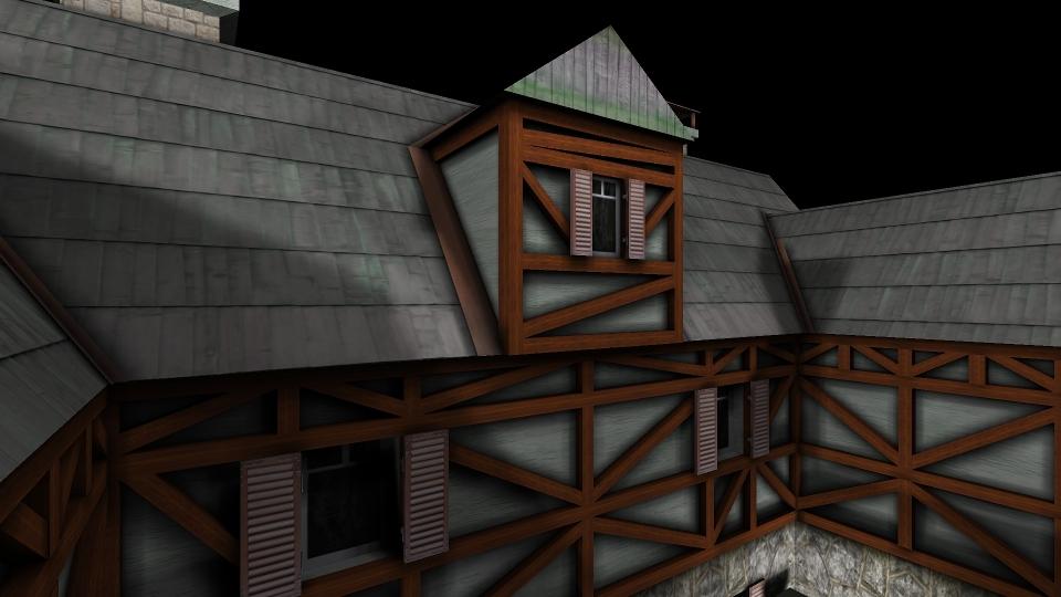 Medieval House 2 ( 279.96KB jpg by gorandodic )