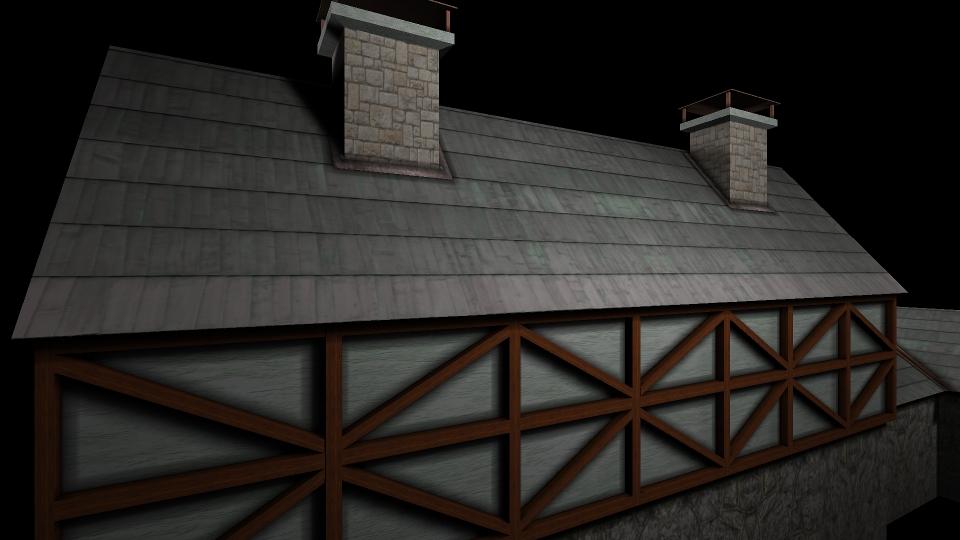 Medieval House 2 ( 240.62KB jpg by gorandodic )
