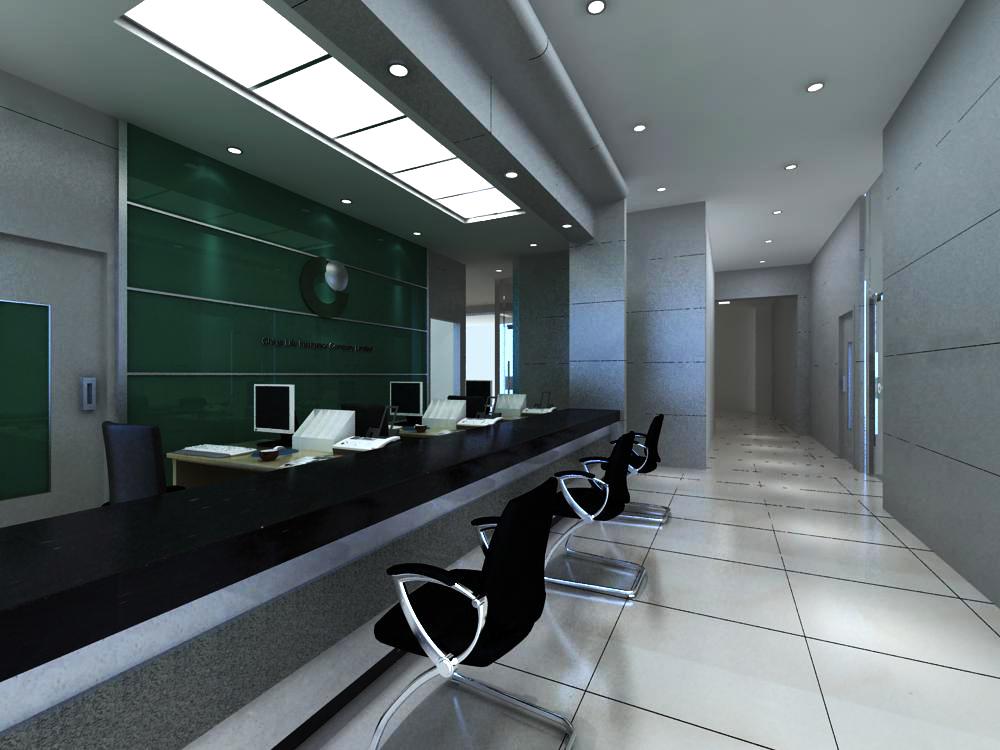 office ninety nine 3d model max 144716