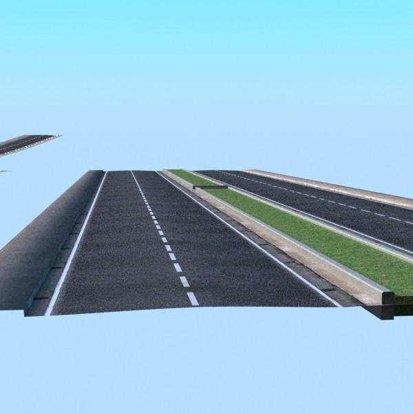 realistic road high res 5980 x 4248 3d model 3ds max fbx obj 129856
