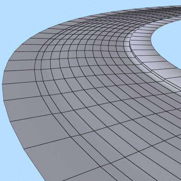 realistic road high res 5980 x 4248 3d model 3ds max fbx obj 129861