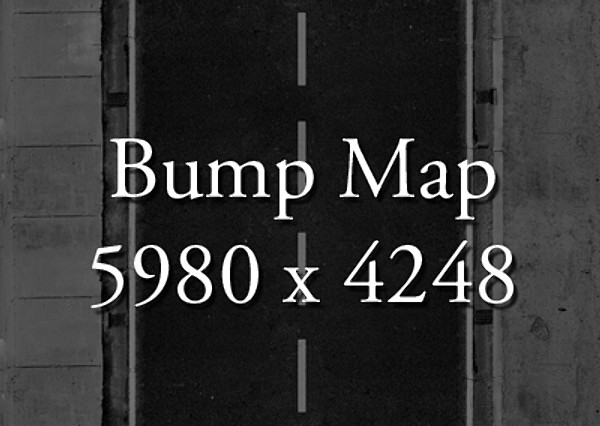 realistic road high res 5980 x 4248 3d model 3ds max fbx obj 129868