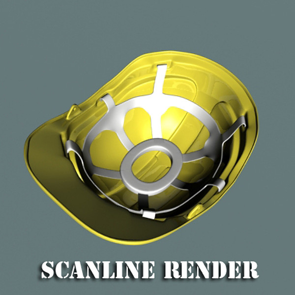 safety helmet 3d model 3ds max fbx 129713