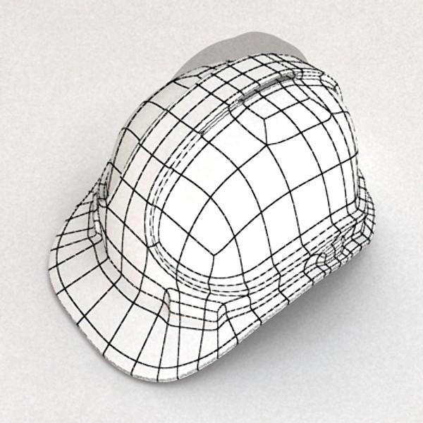 safety helmet 3d model 3ds max fbx 129715