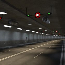 Tileable road tunnel ( 190.2KB jpg by laguf )