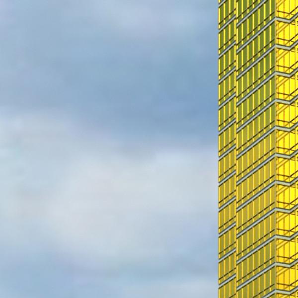 trump international hotel high detail 3d model max fbx obj 130098