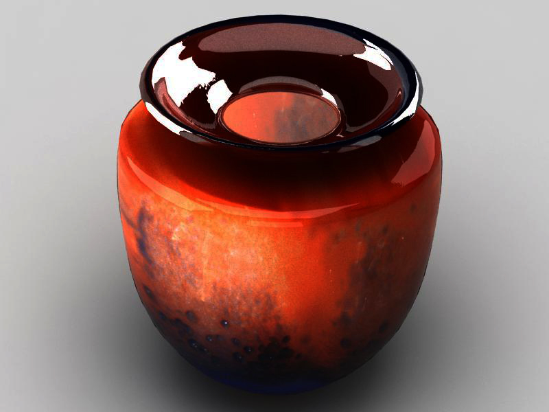 Vases collection 01 3d model max 163402