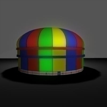 stadion 3d modell ma mb 106551